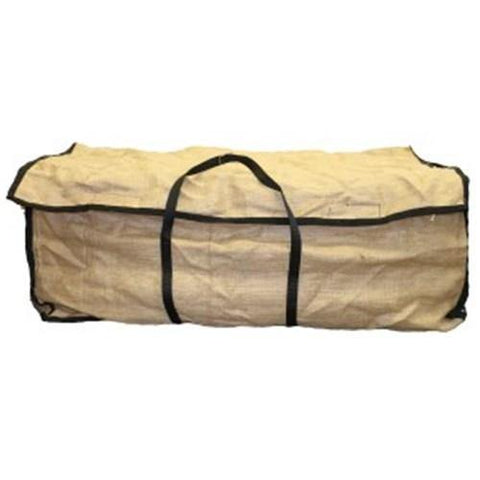 Jute Hay Bale Transport Carry Bag - Equine Passion