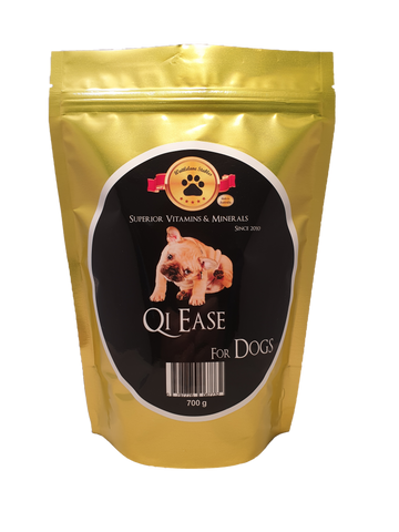 QI Ease for Dogs | equine-passion-minerals.