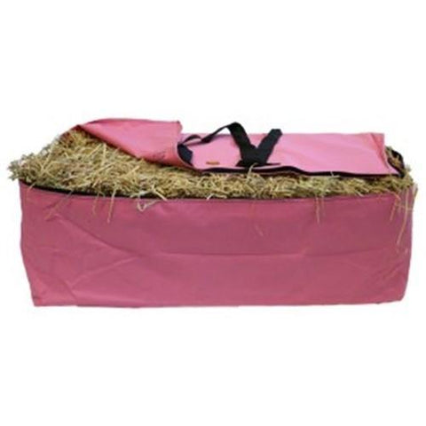 Fort Worth Hay Bale Transport Carry Bag | equine-passion-minerals.