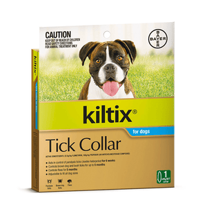 Kiltix Tick & Flea Collar