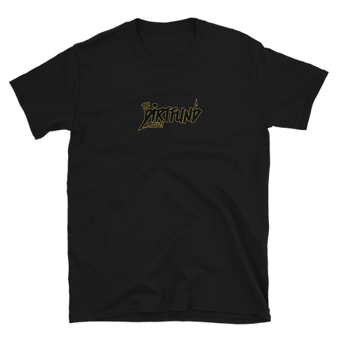 Black in Black Unisex T-Shirt