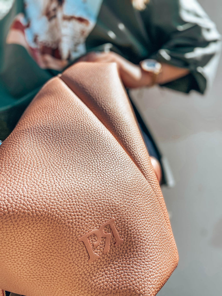 Pierro Backpack - Rose gold