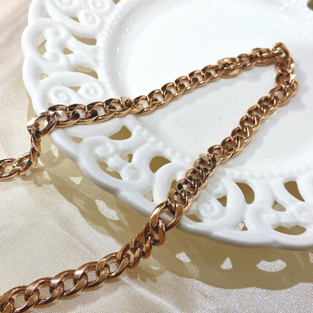 Rose Gold Chain - Suenos Boutique
