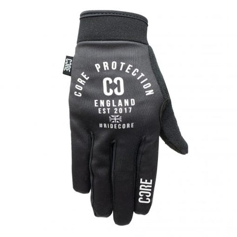 Core Protection SR Pro Black Gloves