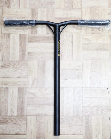 MGP VX9 Team Bars Black/Gold