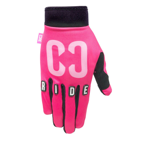 Core Protection Gloves Pink