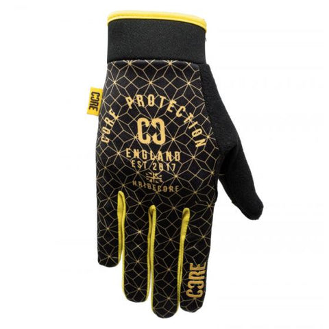 Core Protection Gloves Black/Gold