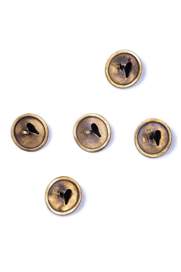The Horse Coin Buttons (Set of 7)