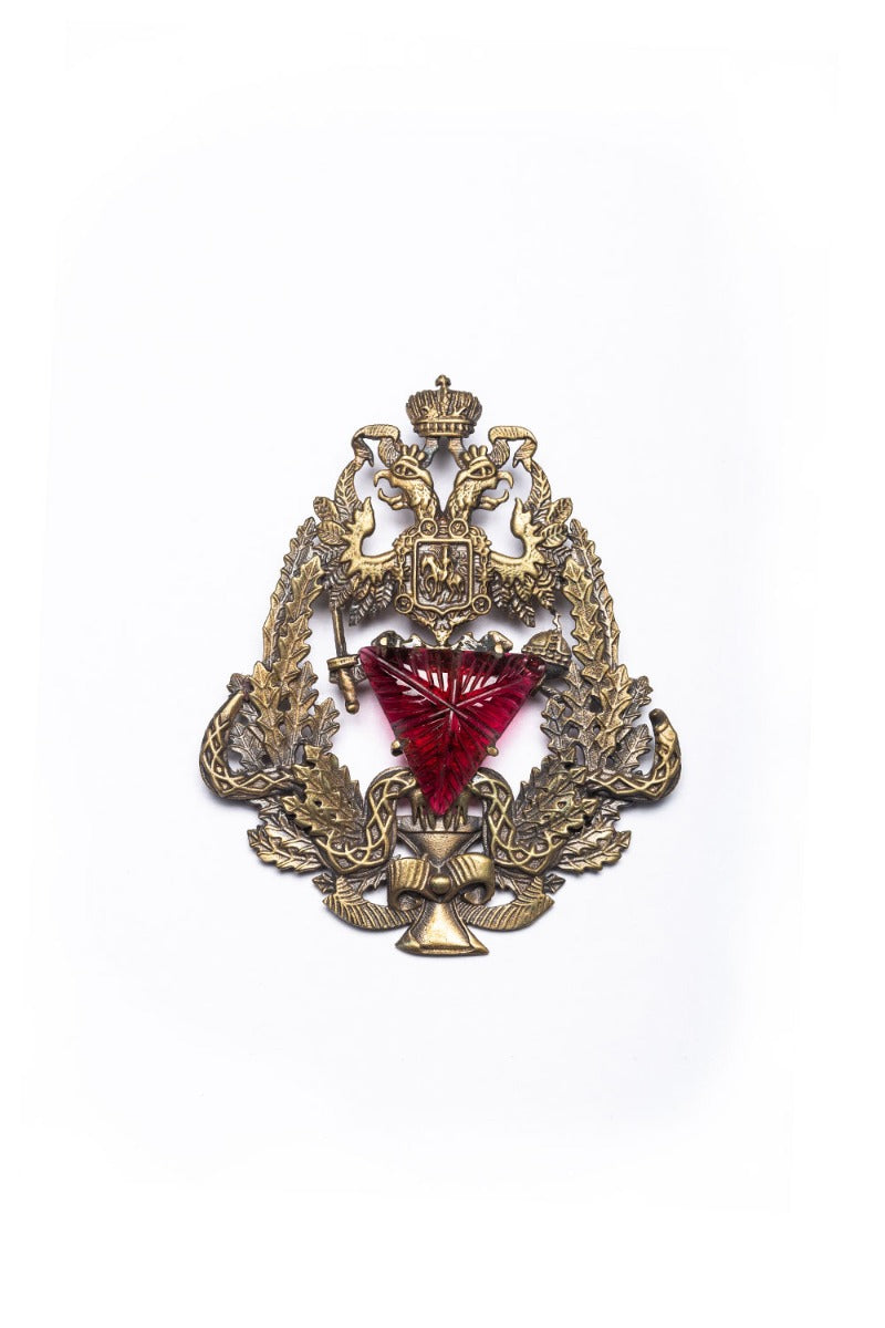 The Army Brooch