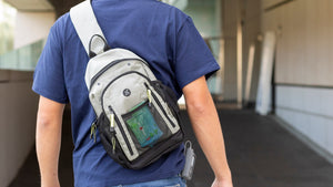Need a travel Buddy? Shop Diabetes Sling Backpack. Carry all your diabetic supply in our insulted diabetic backpack.