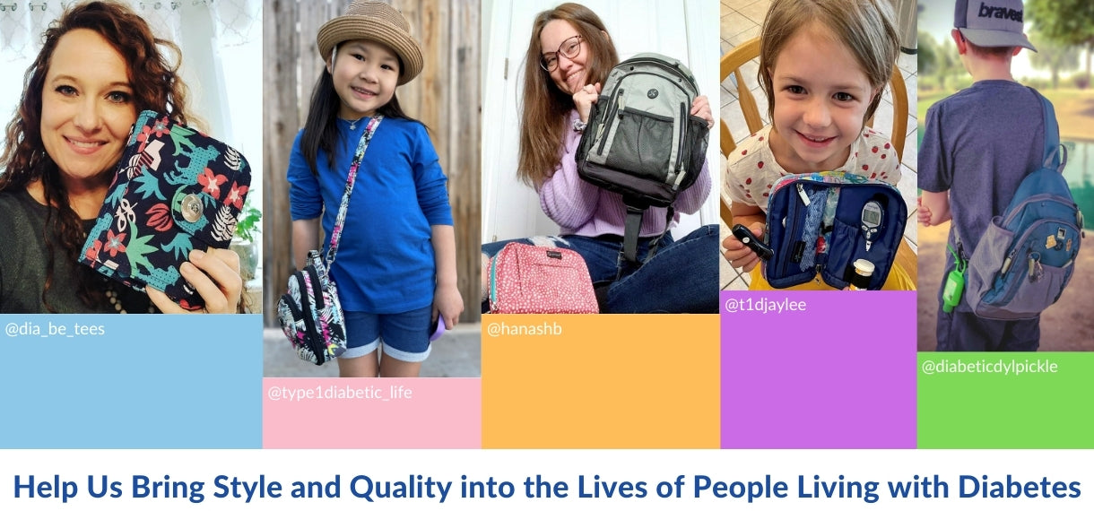 Help Us Bring Style and Quality into the Lives of People Living with Diabetes