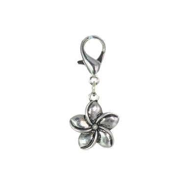 Flower Charm for Diabetic Supply Case