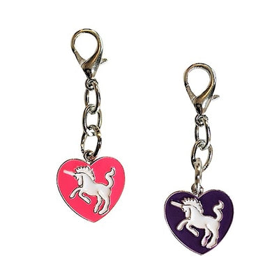 Unicorn Charm for Diabetic Supply Case
