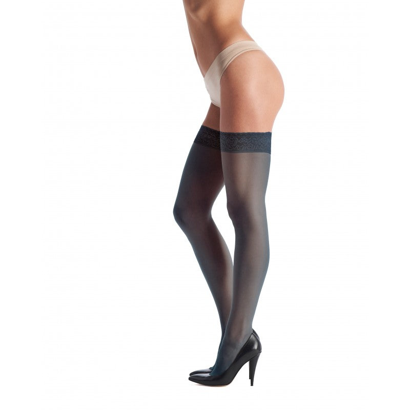 Bas Chic Up 15 stocking 15 den lycr VOBC01000 5800  navy