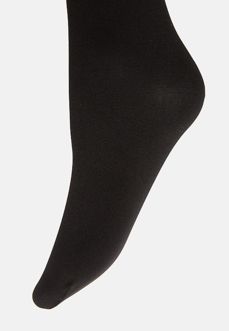 Fatal 80 denier Seamless Stay-Up 28042 7005 black