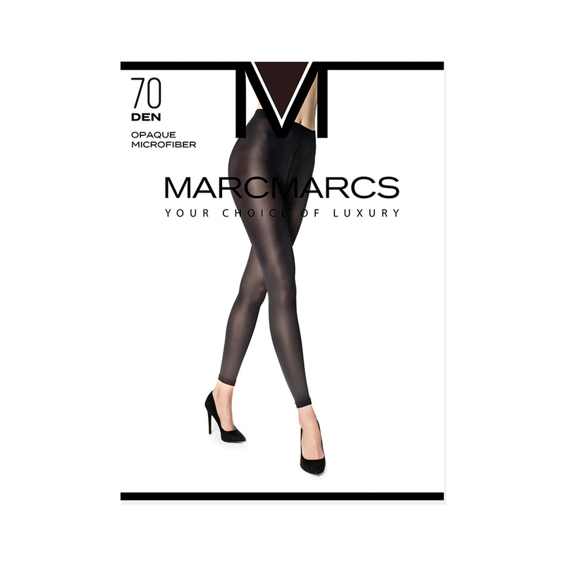 Legging Opaque 70 denier 86500 blu blu