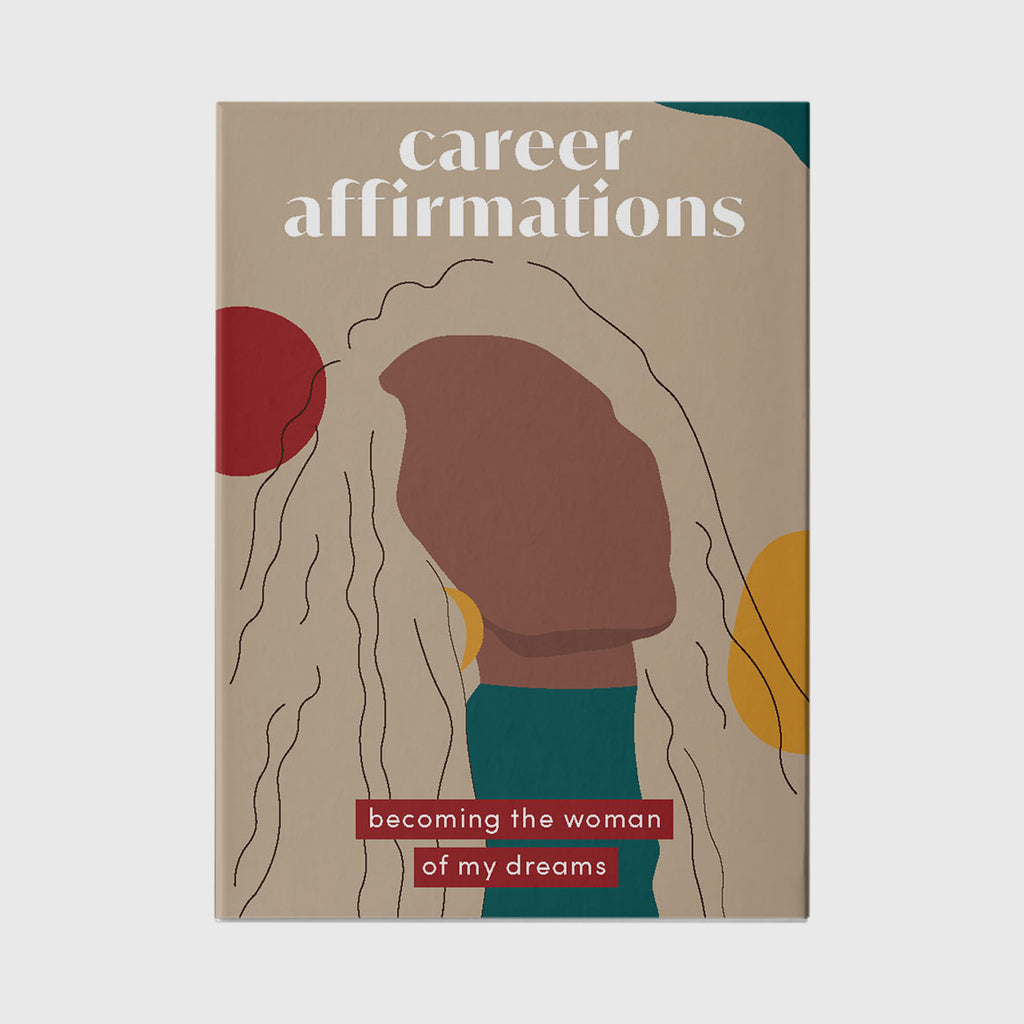 Career Affirmation Cards for Women
