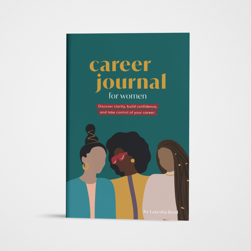 Career Journal for Women (Hardcover)