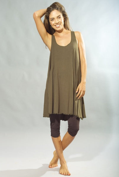 ANYA SHORT DRESS - TANK