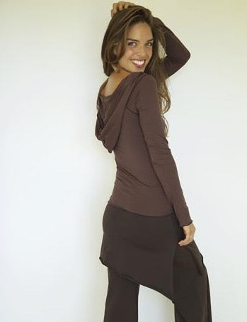 ARANYANI TOP WITH LONG SLEEVES