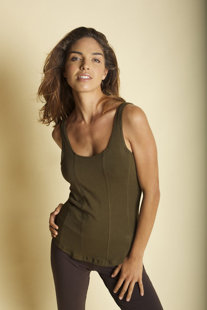 DONYA TANK - Discontinued Item!!! Clearance Sale!!! 40% OFF!!!