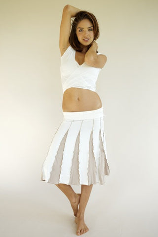 STAR-DANCER SHORT SKIRT WITH CLOSED SIDES - Spring Special! Sale Item! 20% OFF!