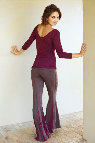 STAR-DANCER LONG PANTS 2-Tone