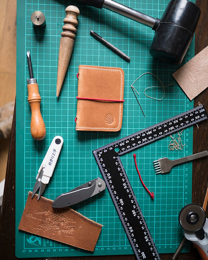 Wallet and tools