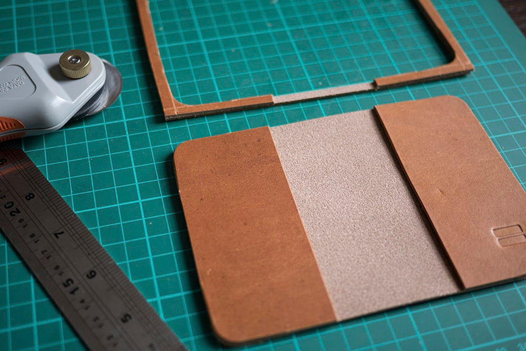 Leather cutting mat