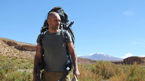 Ed Stafford Quot Left For Dead Quot On Discovery Channel