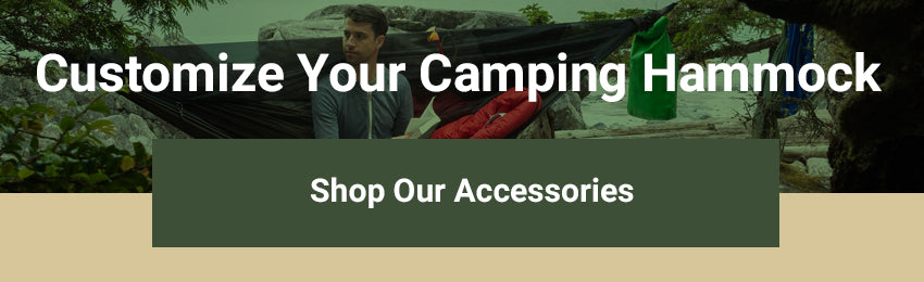 customize your camping hammock