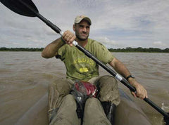 ed stafford kayaking on amazon