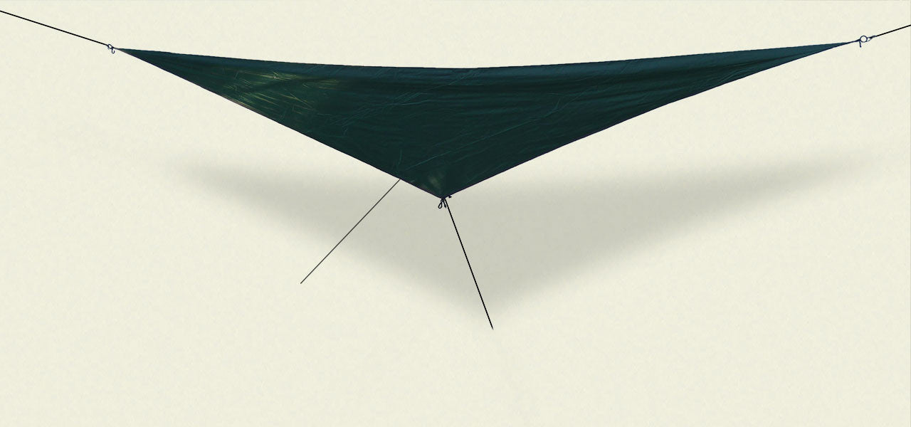 Scout Rainfly 70d Polyester Non Asym Hennessy Hammock