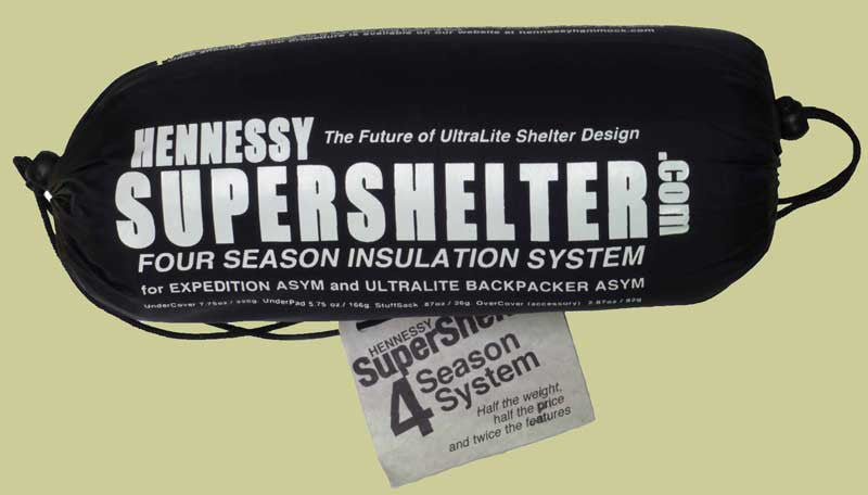"Odds & Ends - SuperShelter 4-Season  # 1 Classic - 7/10 - Demo - 3"" Patch, Includes Overcover"