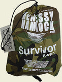Survivor Asym Woodland Camo Zip