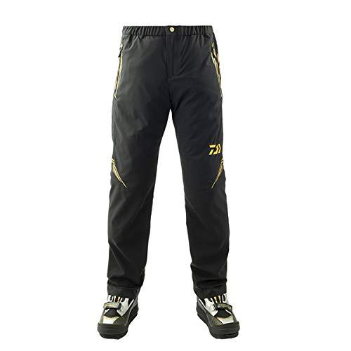 Daiwa DP-20009T Tournament Gore Tex Infinium Wind Stopper Tough Pants L Black 4550133009822