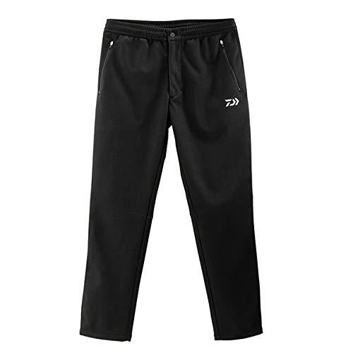 Daiwa DP-81009 Wind Block Slim Pants M Black 4550133010316
