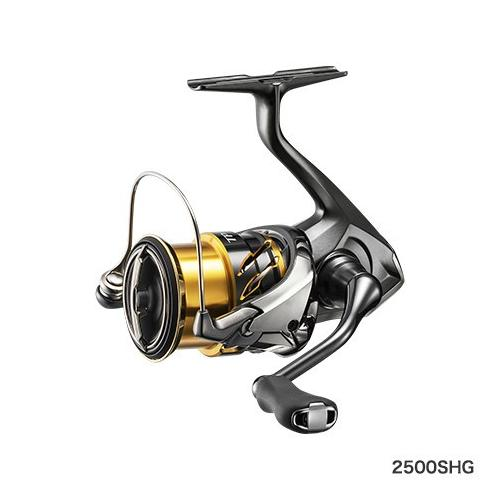 Shimano 20 TWIN POWER 2500SHG Spinning Reel 4969363041395