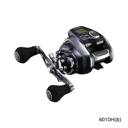 Shimano 20 ForceMaster 601DH Electric Reel 4969363041562