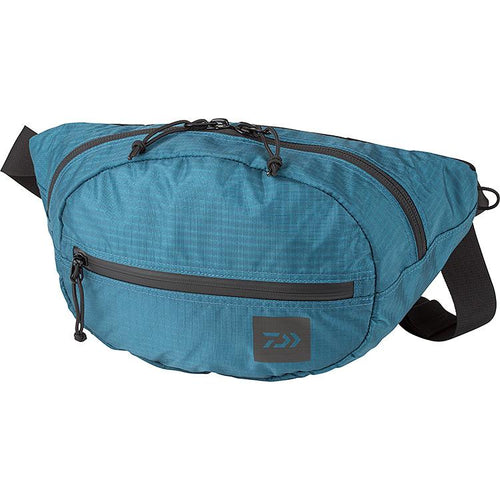 Daiwa MP HIP BAG (A) M River Blue 4550133059254