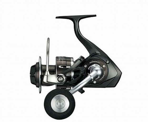 Daiwa 16 CATALINA 5000-H Spinning Reel 4960652060134