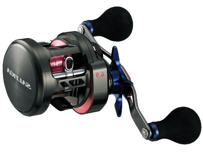 Daiwa 17 SALTIGA BJ 100-PL-RM Baitcasting Reel for Jigging 4960652111645