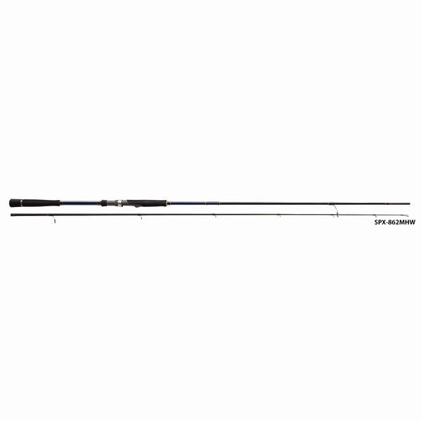 Major Craft 18 Solpara Tachiuo Wind SPX-862MHW Spinning Rod 4573236271569