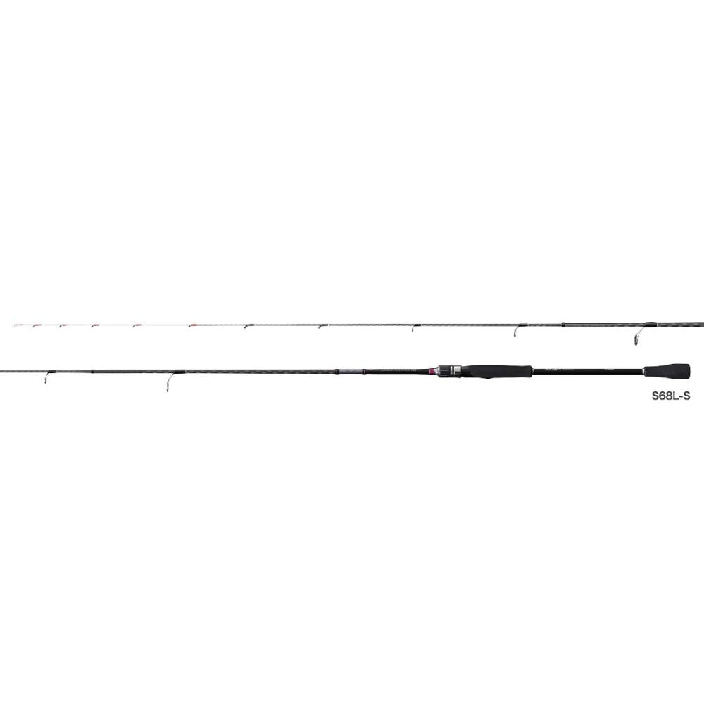 Shimano SABER MASTER BB STICK S 68L-S Spinning Rod 4969363255204