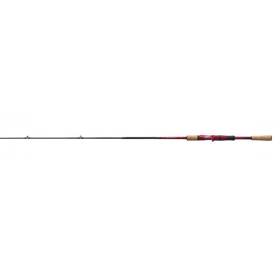 Shimano NEW WORLD SHAULA 1704R-2 Baitcasting Rod for Bass 4969363392589
