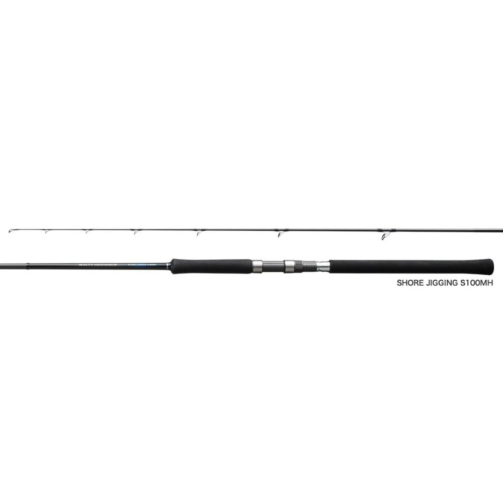 Shimano SALTY ADVANCE SHORE JIGGING-S100MH Spinning Rod 4969363394255
