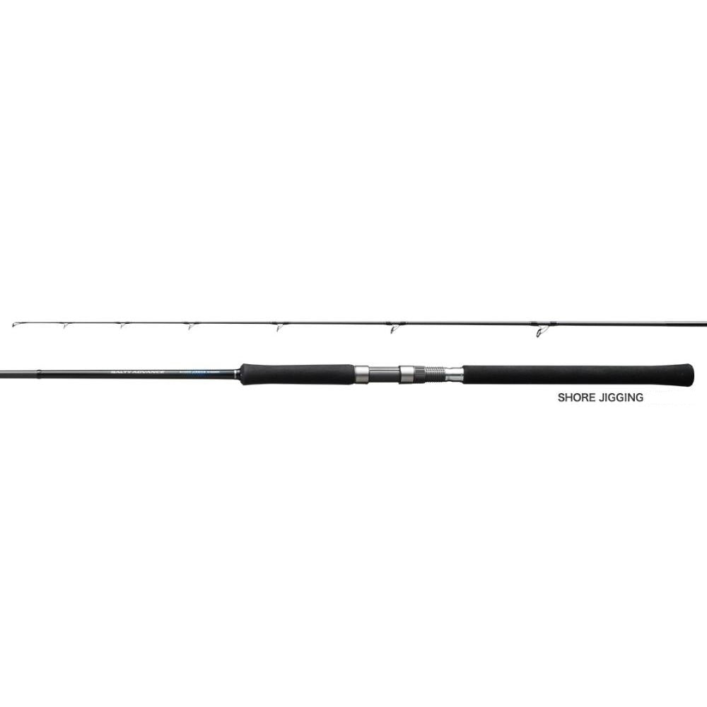 Shimano SALTY ADVANCE SHORE JIGGING-S100H Spinning Rod 4969363394262