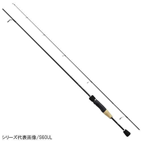 Shimano Trout Rise S66UL Spinning Rod for Trout 4969363395313