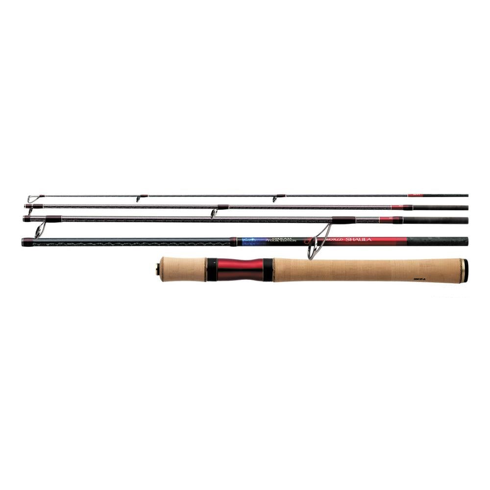 Shimano WORLD SHAULA DREAM TOUR EDITION 2702R-5 Spinning Rod for Bass 4969363397355