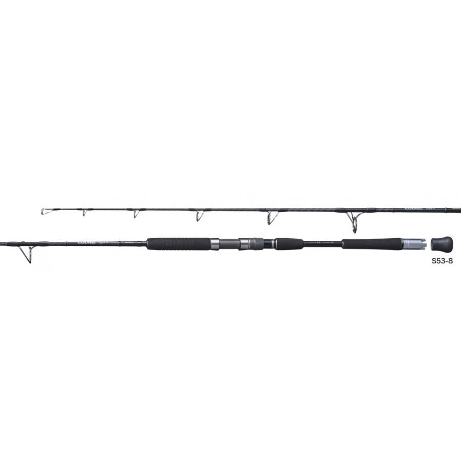 Shimano 20 GAME TYPE J S53-8 Spinning Rod 4969363398352